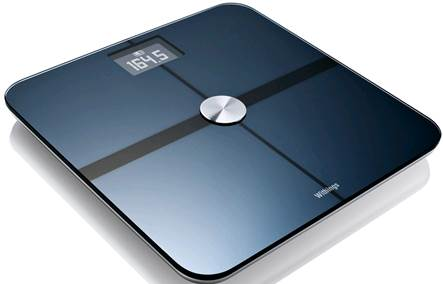 Weight of a Galaxy: Withings Wi-Fi Body Scale