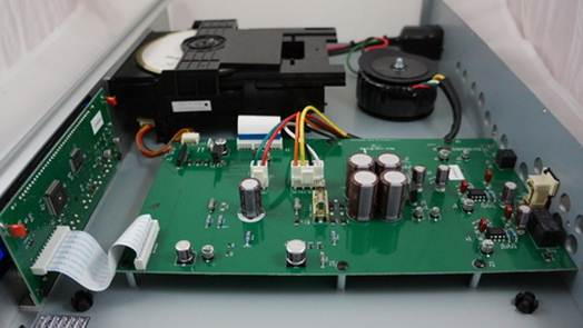 Exposure 1010 CD Player And Integrated Amplifier - Tutorials