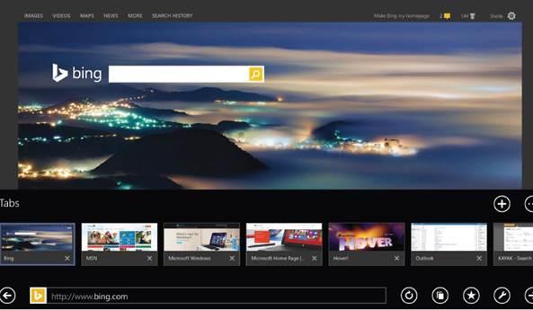Internet Explorer 11