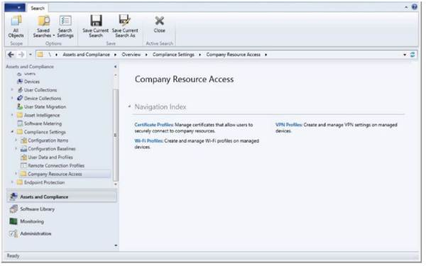 Windows Intune gives you everything that you need to manage a BYOD environment.
