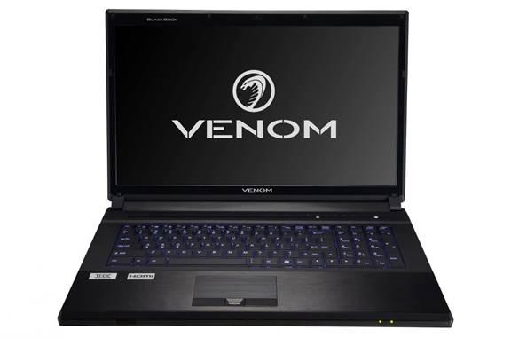 Venom BlackBook 17