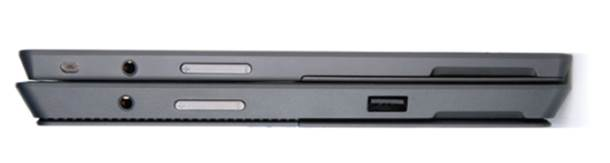 The Surface Pro 2 (is thicker than the Surface 2, but it boasts twice as much RAM and offers up to 256GB storage)