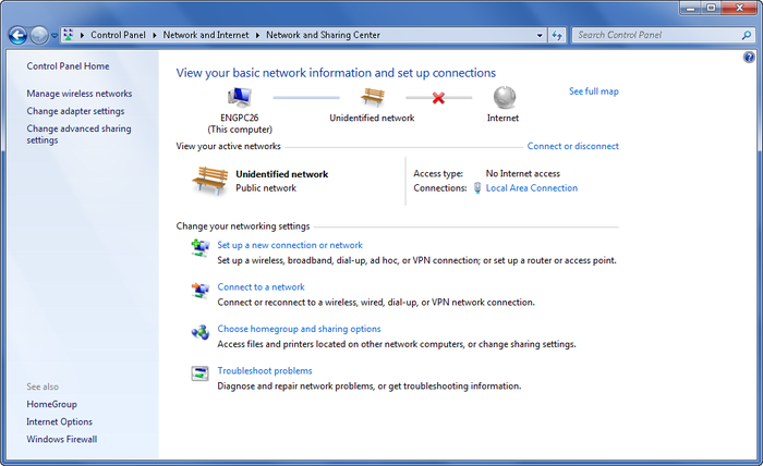 Windows 7 : Mapping Your Networking Infrastructure (part 1) - Using