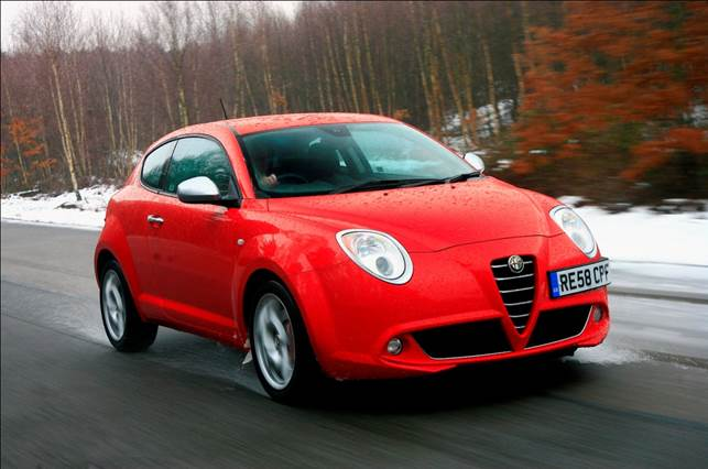 The Mito's power is easy to plunder thanks to its plentiful grip and good chassis balance