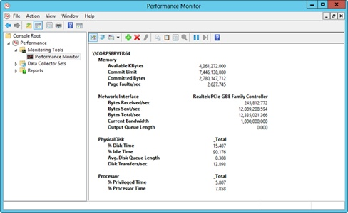 Windows Server   Comprehensive Performance Analysis And Logging