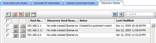 Example 1: Seed module