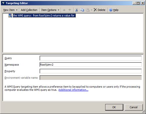 Windows Server 2008 and Windows Vista : Item-Level Targeting (part 6
