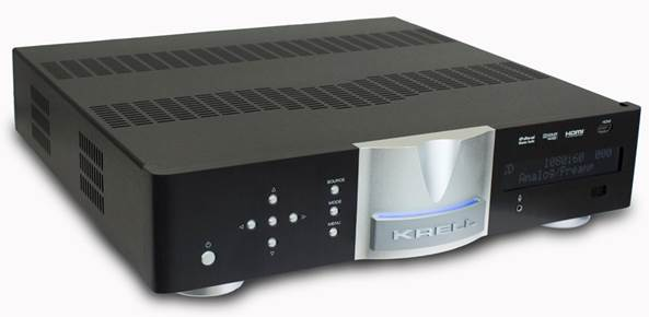 Description: Krell Foundation Surround Processor