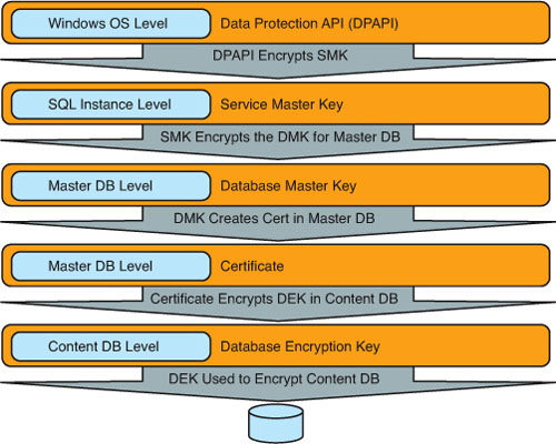 Safeguarding Confidential Data in SharePoint 2010 : Using