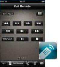 Description: Smart-TV – remote-control apps