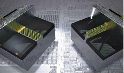 Description: Ivy Bridge Tri-Gate – 3D Processors?