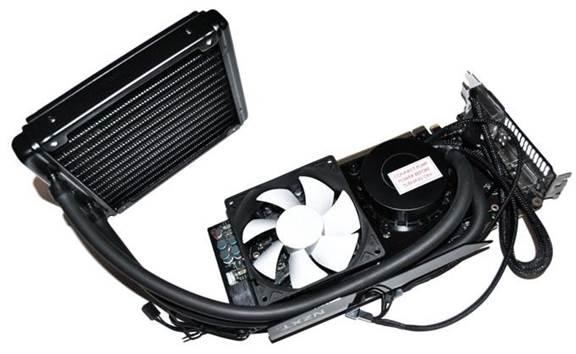 Description: NZXT G10 GPU Bracket