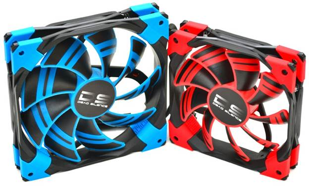 Aerocool launch their dead silent fan series(140mm and 120mm)