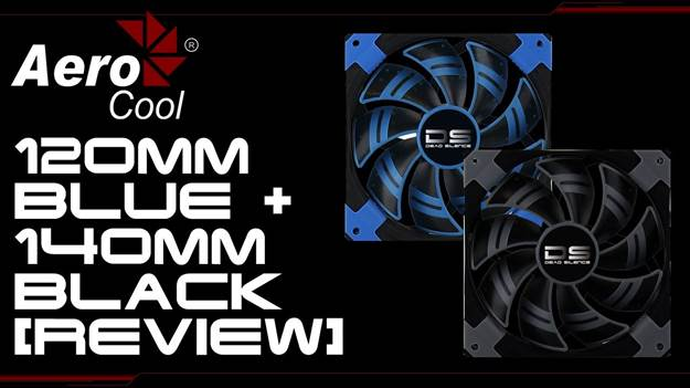 Aerocool even think they have what it takes to beat out everything else on the market and they aim to do it quieter than brands such as be quiet!