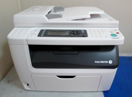 Description: Fuji Xerox Docuprint CM215 FW