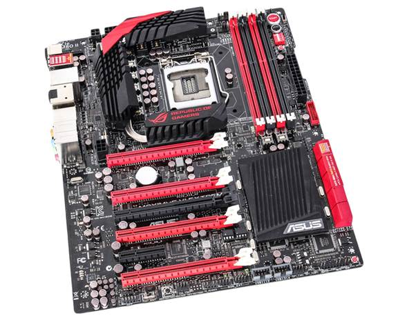 Description: ASUS Maximus VI Extreme motherboard