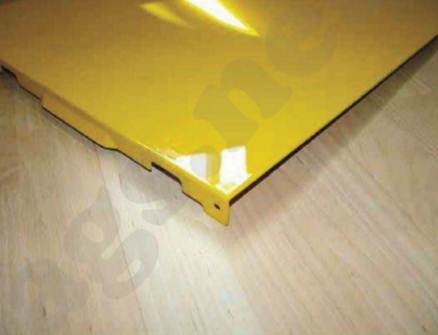 Description: Painting or powder coating your case