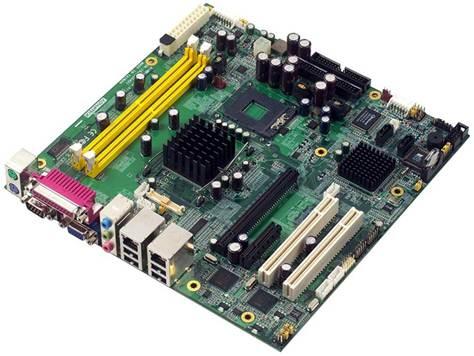 Description: Micro-ATX motherboard
