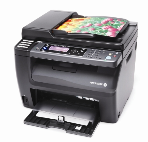 Description: Description: Fuji Xerox DocuPrint M205FW - It's All Black And White