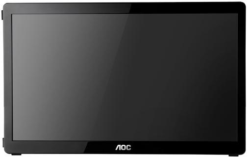 Description: Description: AOC USB Monitor e1649Fwu