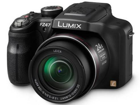 Description: Description: Panasonic Lumix DMC-FZ47