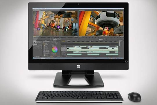 Description: Description: Hewlett-Packard Z1 Workstation