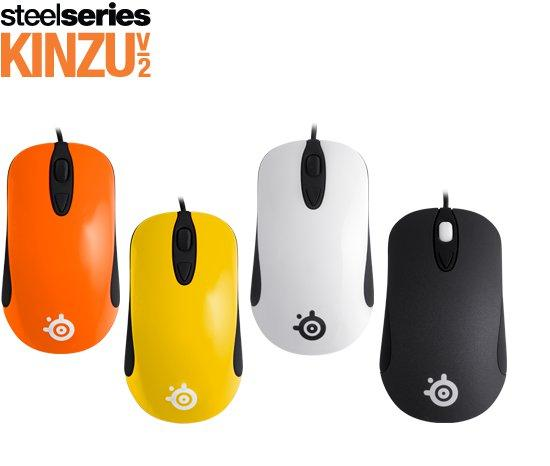 Description: Description: SteelSeries Kinzu V2 - Reacquainting With The Kinzu