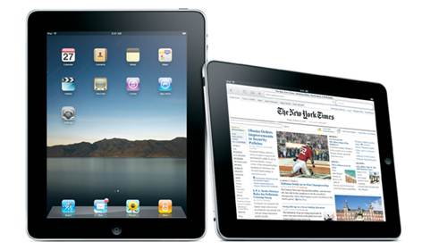 Description: Evolution and the ipad