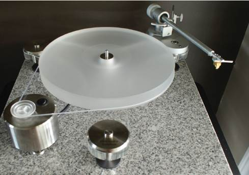 Clearaudio Solution Turntable