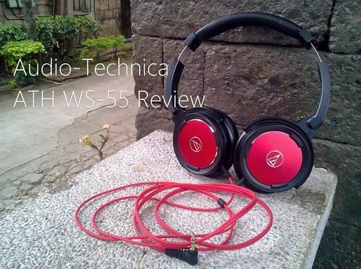 The Audio Technica RTH-WS55