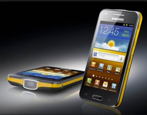 The Samsung Galaxy Beam