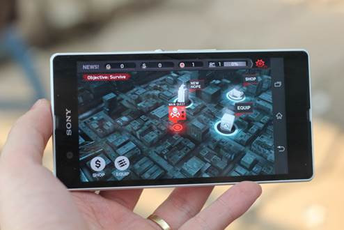 Not powerful, Xperia Z's specs are suitable and sufficient for technologies at present and in the near future
