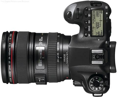Canon EOS 6D - Affordable Full-Frame DSLR (Part 9) - Tutorials ...