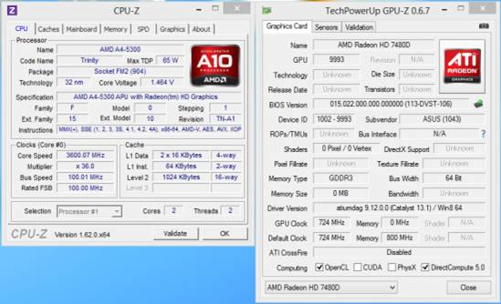 The Contemporary Apus Amd Trinity Vs Intel Ivy Bridge Part 3 Tutorials Articles Tips About Hardware