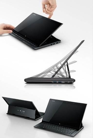 Sony VAIO Duo 11 - The Notebook-Tablet Hybrid - Tutorials