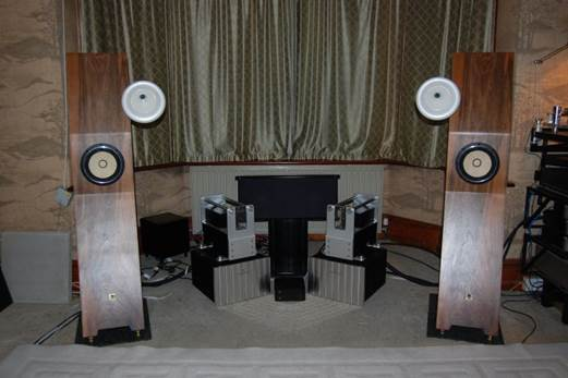 This Marvel model from Greek manufacturer TuneAudio is a very large floorstander for the money.