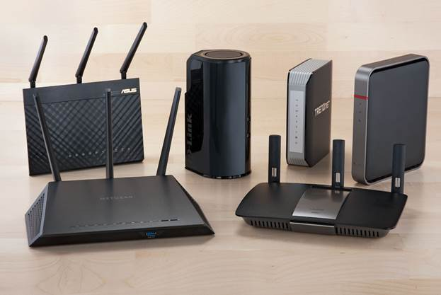 Some ISP routers are excellent, but others don't perform well