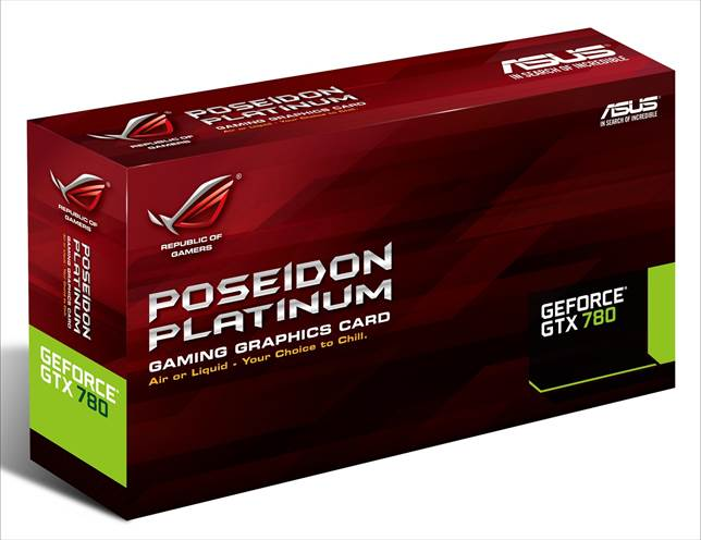 Description: ASUS Poseidon GTX 780 full box
