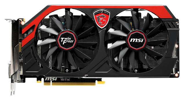 MSI GeForce GTX 780 Ti Gaming 3G Review