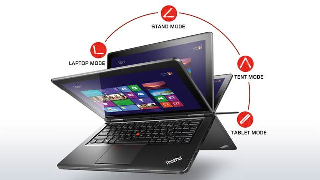 Lenovo ThinkPad Yoga Wrap-up