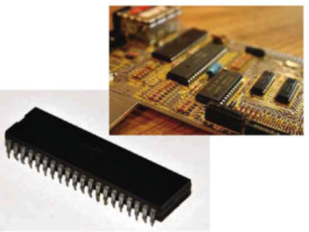 The ZX-ULA2 was born, which uses modern, easily obtainable parts, to provide the ZX81 with a replacement ULA, which has composite video out, plus a Turbo mode to make the ZX81 run even more quickly