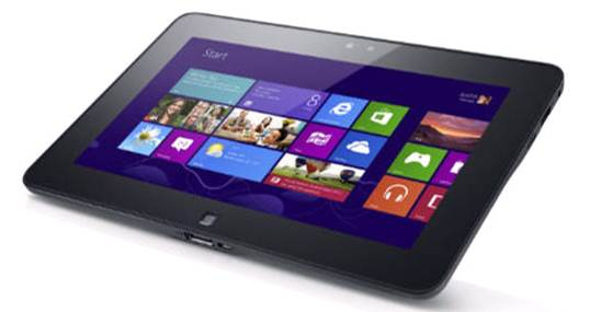 Dell reinforces the position of Latitude 10 as a business device with features related to security