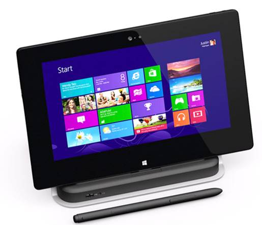 There're lots of things to be interested about Dell Latitude 10