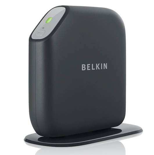 With a router such as this one files can be transferred across a network