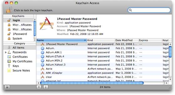 Make Apple's password management app your destination when you want to view, change, or manage your passwords