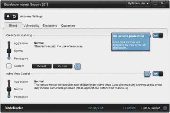 Bitdefender's 2013 Internet security suite is an excellent, user-friendly program