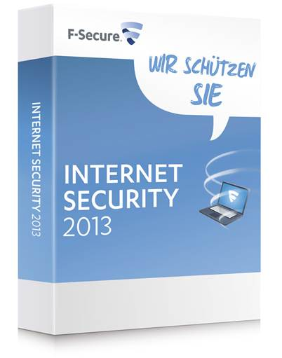 Internet Security 2013 F-Secure