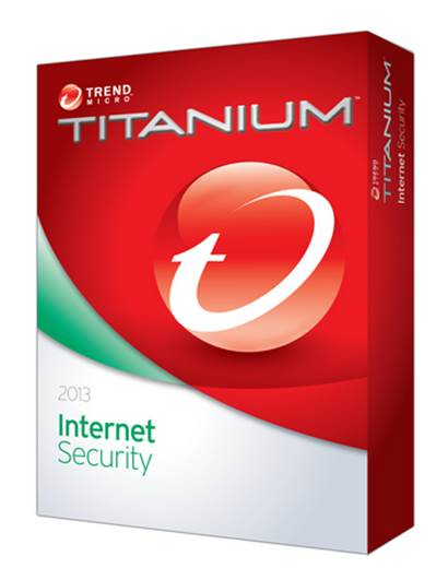 Titanium Internet Security 2013