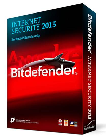 Internet Security 2013 Bitdefender