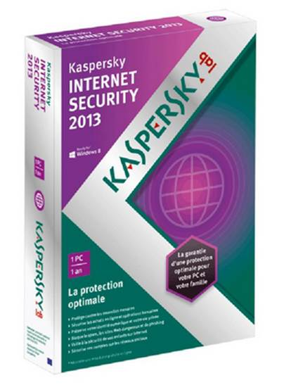 Internet Security 2013 - Kaspersky